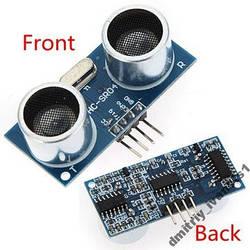 Arduino ультразвукової модуль HC-SR04