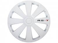 Колпаки Argo  RS-T белые R14