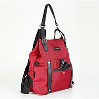 Рюкзак Dolly 356 городской разные цвета ручка на плечо один отдел 28 см х 30 см х 15 см