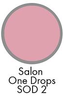 Гель для моделирования с файбер-волокнами My Choice камуфлирующий розовый 15 мл