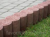 Столбики декоративные из бетона