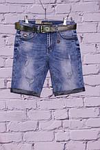 Чоловічі джинсові шорти Resalsa (код 8872)