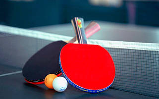 Ракетки, наборы для настольного тенниса