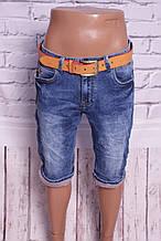 Чоловічі модні джинсові бриджі Ramsden (код 8081)