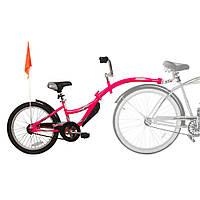 Прицеп для велосипеда Co-Pilot - Weeride - Нидерланды - От 4 до 10 лет, рост более 120 см, вес до 45 кг