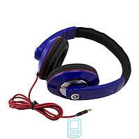 Наушники Monster Beats HD синие