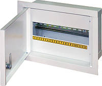Шкаф e.mbox.stand.w.06.z под 6 модулей встраиваемый с замком
