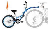 Прицеп для велосипеда Pro Pilot aluminium - Weeride - Нидерланды - От 4 до 10 лет, рост более 120 см