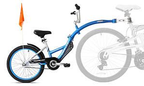 Велосипед-прицеп WeeRide Pro-Pilot Aluminium