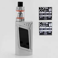 Электронная сигарета Smok Alien TC 220W Quality Replica Kit   Вейп стартовый набор, фото 4
