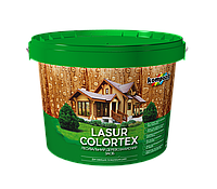 Лазурь для древесины COLORTEX Дуб 10л