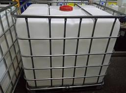 Еврокуб пластиковый 1000 литров чистый