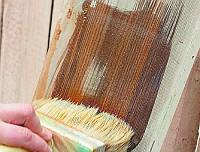 Фарбування дерев'яних дверей – просте, але відповідальна справа ( цікаві статті)