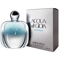 Женская парфюмированная вода  Giorgio Armani ACQUA di GIOIA ESSENZA, 50 мл.