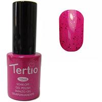 Гель-лак №066 (малиновый с блестками) 10 мл Tertio