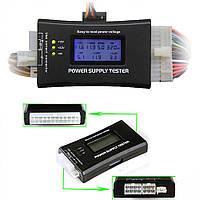 EZ питания Тестер питания с ЖК-дисплеем напряжения  power supply tester
