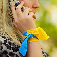 """Браслет на руку """"Флаг Украины"""", фото 1"""