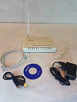 EDUP EP-DL520G WiFi 54Mbps беспроводной роутер USB модем ADSL2 + маршрутизатор