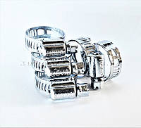 Хомуты червячные «Nova» Tork® 8-12 мм.
