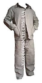 Костюм сварщика брезентовый (480 гр./м²) огнестойкий, р.52-54