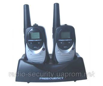 Радіостанція портативна TTI Freequency PMR-121-TX