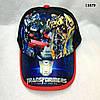 Кепка Transformers для мальчика. 50-52 см