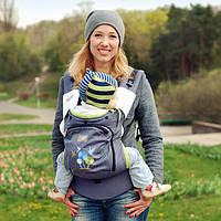 Новый Эрго рюкзак Lovе & Carry -Мелодия весны - новинка сезона!!!