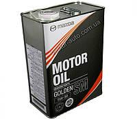 Масло моторное MAZDA Golden SM 5W-30, 4 L