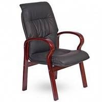 Кресло Лондон CF кожзам PU чёрный (625-Black PU+PVC)