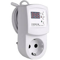 Терморегулятор terneo eg для инкубатора.