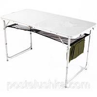 Стол раскладной для пикника и рыбалки 120х60х70 см  ТА 21407 Ranger