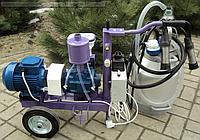 Оборудование для доения двух коров УИД-10