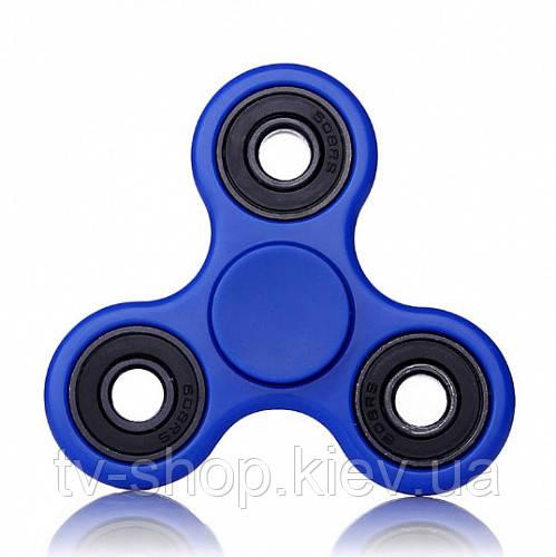 Спиннер с подшипниками Fidget spinner Classic синий