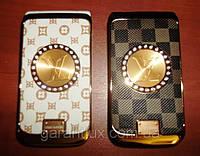 Гламурный телефон раскладушка Louis Vuitton P 1000 (Duos, 2 sim, 2 сим карты) луи витон