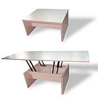Раскладной стол трансформер журнальный обеденный СТ-2