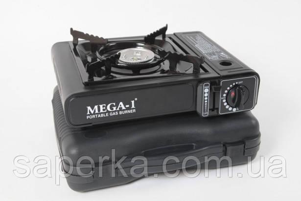 Плита газовая в чемодане Happy Home (MFM823)