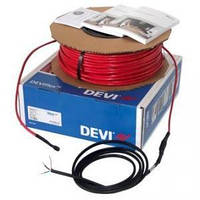 Нагревательный двухжильный кабель DEVIflex 18Т (DTIP-18), 2420 Вт, 131 м