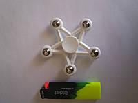 Спиннер пластик+металл Fidget spinner купить в Украине оптом и в розницу Одесса 7 км