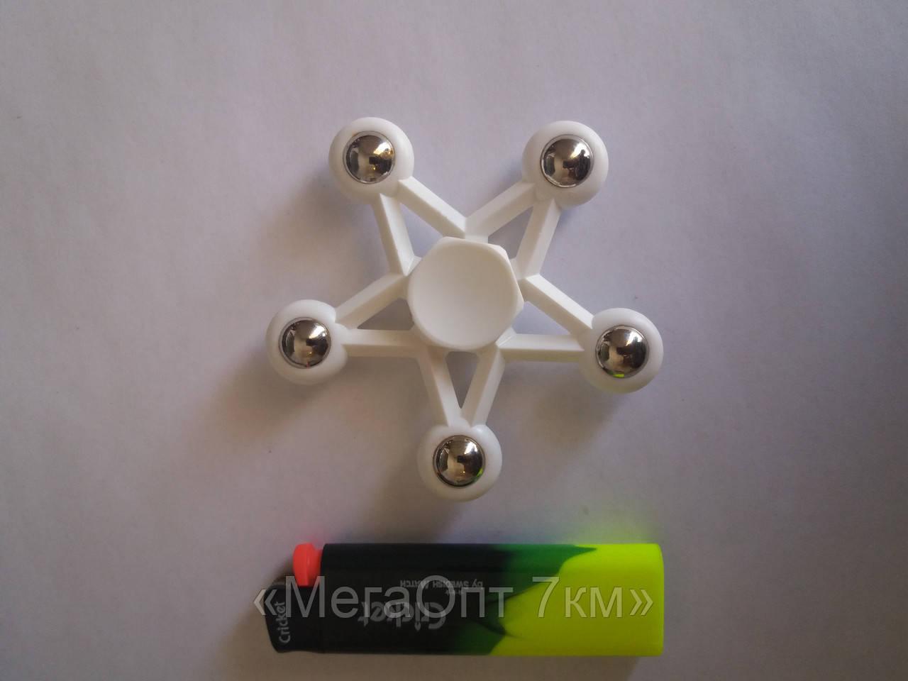 Спиннер пластик+металл Fidget spinner купить в Украине оптом и в розницу Одесса 7 км - «МегаОпт 7км» в Одессе