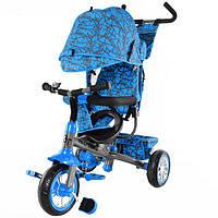 Велосипед трехколесный TILLY Trike BLUE-2