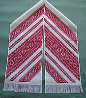 Рушник вишитий (рушнык) вишивка