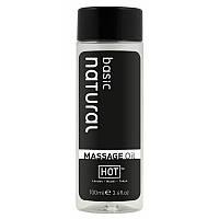 Массажное масло - HOT MASSAGE OIL natural - 100ml