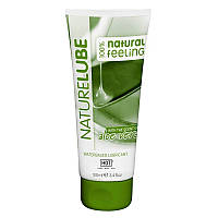 Лубрикант - HOT Nature Lube waterbased ALOE VERA  - 100ml