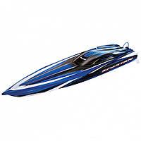 "Катер Traxxas Spartan Brushless 36"" Deep-V RTR 57076-4 Blue"