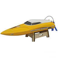 Катер Joysway Offshore Warrior Brushless RTR JW9301 Yellow