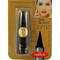 """""""Каджал"""" натуральная подводка-карандаш для глаз, 1.5 гр (Kajal Blue Heaven)"""