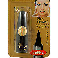 """Каджал"" натуральная подводка-карандаш для глаз, 1.5 гр (Kajal Blue Heaven)"