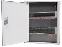 Шкаф e.mbox.stand.n.24.z под 24 модуля навесной с замком