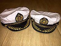 Летние кепки-капитанки на взрослых и детей