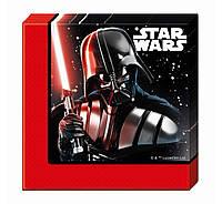 Салфетки праздничные Звёздные войны 2 лицензионные